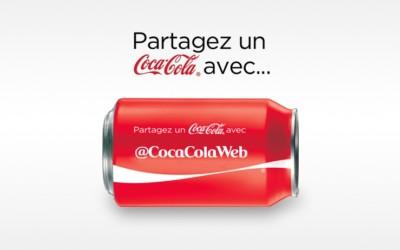 Découvrez la nouvelle campagne interactive de Coca-Cola