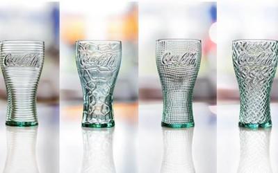 Des verres Coca-Cola à collectionner chez Mc Donald's Belgique