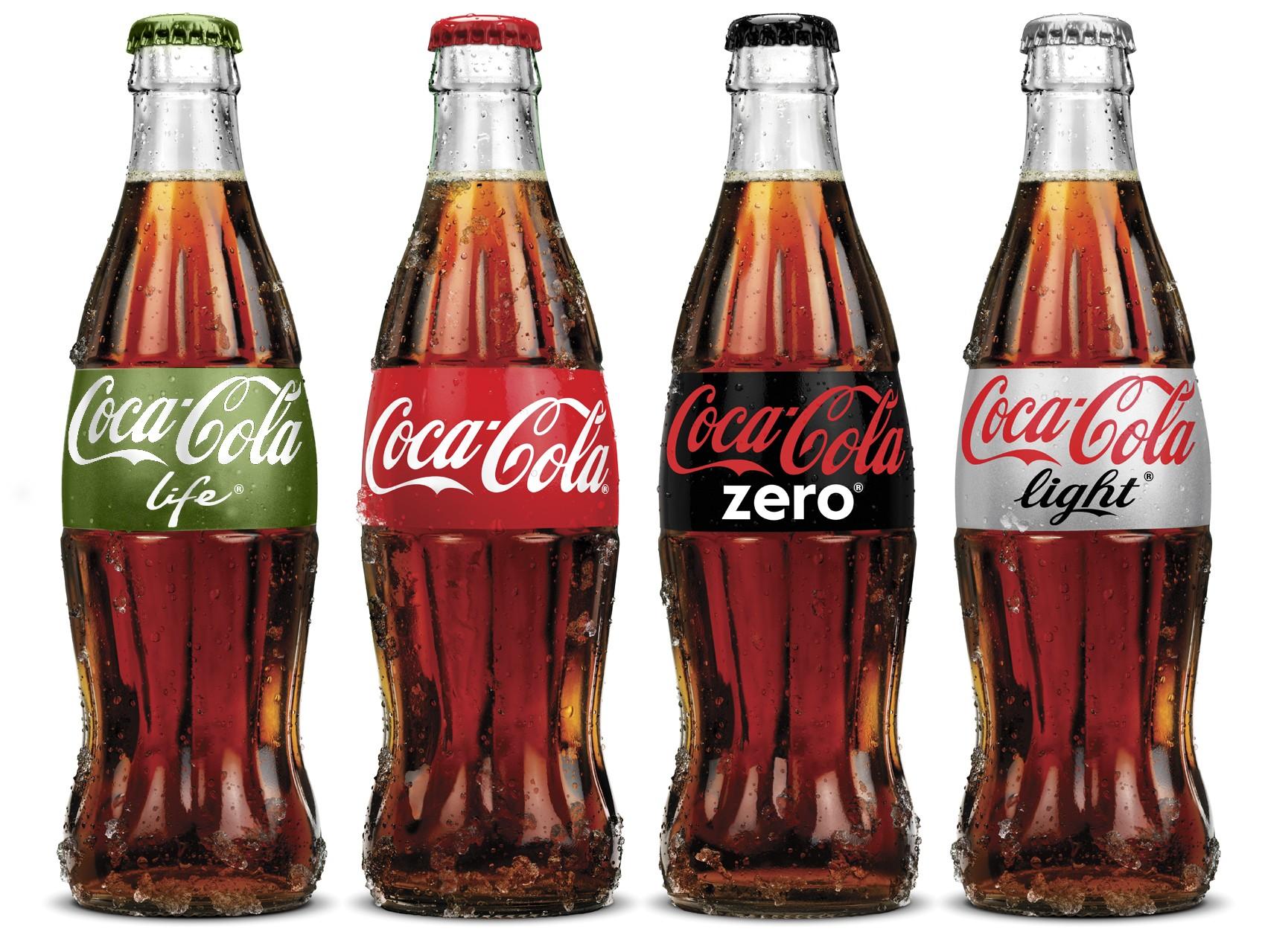 Quelle différence entre tous les Coca-Cola ?