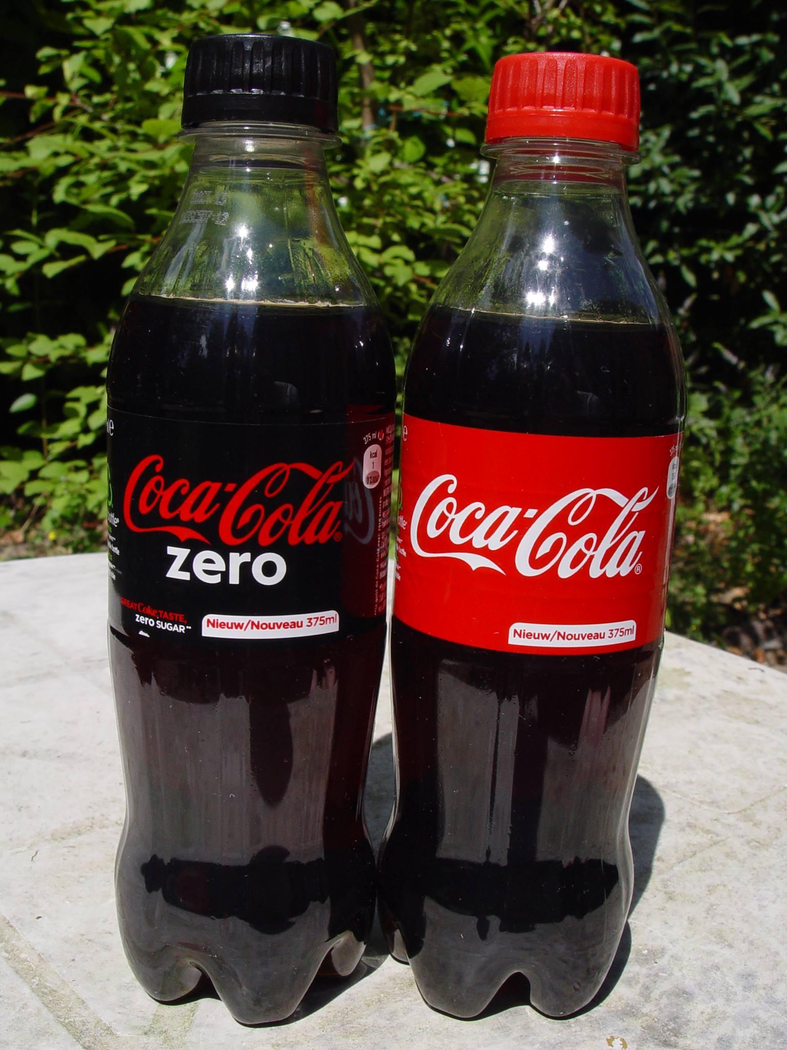 Petit point sur les nouveaux formats de canettes et bouteilles de Coca-Cola