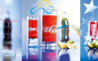 Découvrez les verres Coca-Cola Enjoy par Luminarc