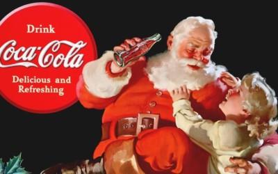Le Père Noël Coca-Cola entre à Grévin en novembre