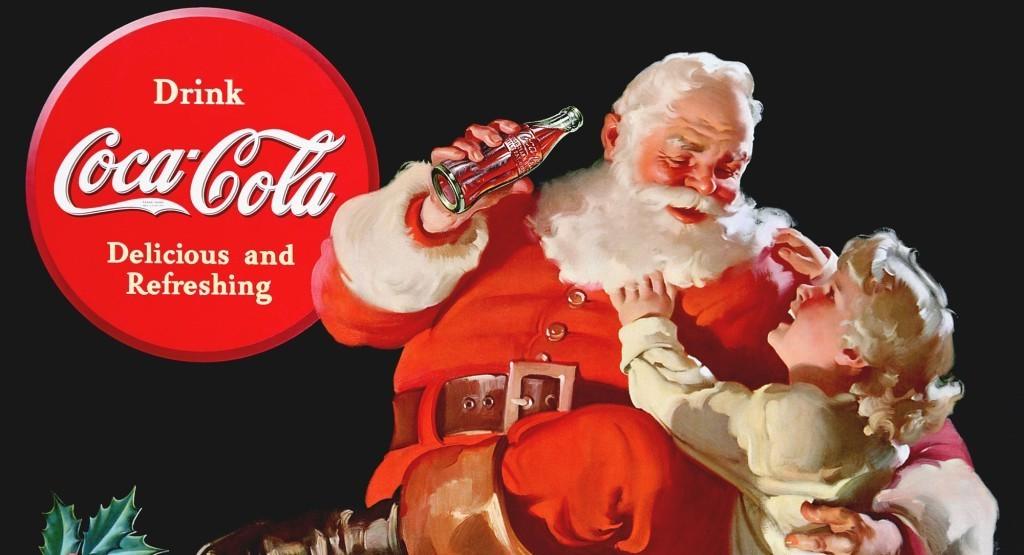 Les vitrines de Noël Coca-Cola 2013 : les dates