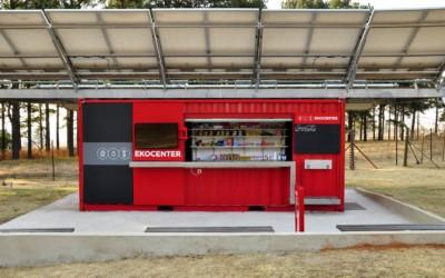 Coca-Cola Ekocenter : de l'eau potable pour les pays pauvres