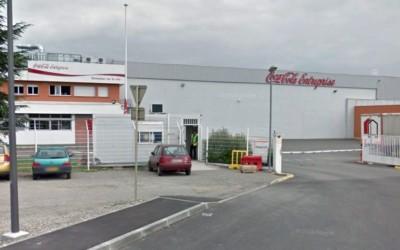 L'usine Coca-Cola de Toulouse à la pointe de la productivité