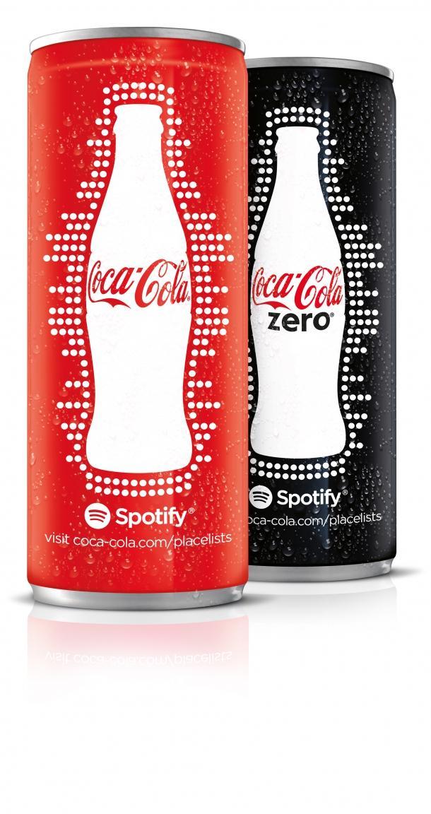 Nouvelles canettes 25cl de Coca-Cola déployées en France