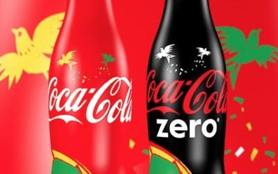 Les bouteilles collector Coca-Cola de la Coupe du Monde au Royaume-Uni