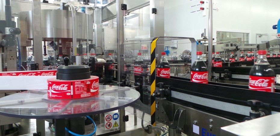 Coca-Cola France inaugure une nouvelle ligne de production en Corse