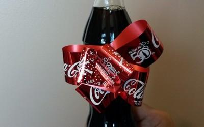 Une bouteille de Coca-Cola à offrir en Turquie