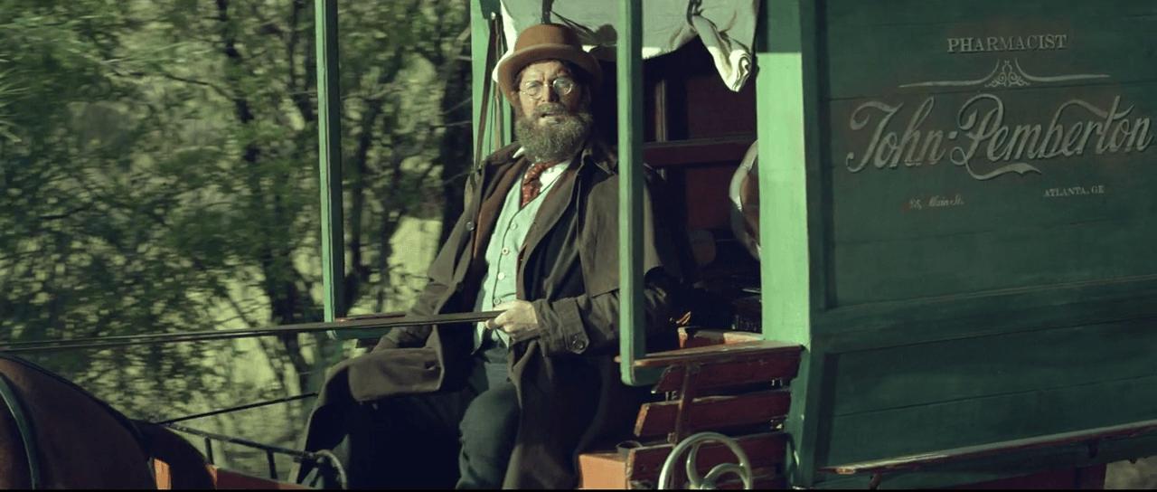 Découvrez «Pemberton», le spot qui retrace l'invention du Coca-Cola