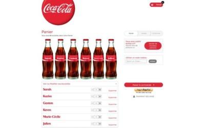 L'opération «Partagez un Coca-Cola» de retour pour l'été 2014