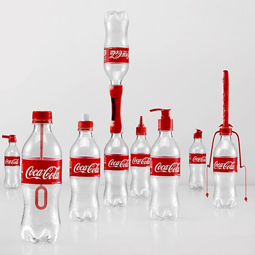 Coca-Cola imagine une seconde vie pour ses bouteilles