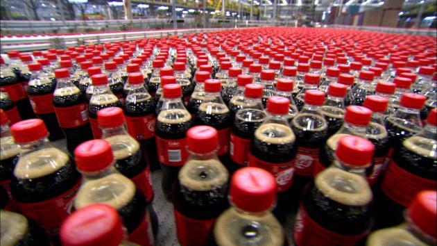Documentaire sur RMC Découverte : Megafactories – Coca-Cola