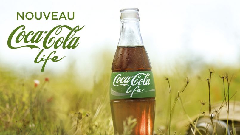 Coca-Cola Life arrive en France fin décembre 2014