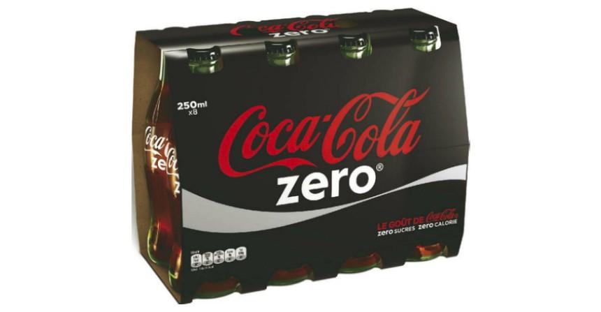 Le Coca-Cola Zero disponible dans un nouveau format en magasins