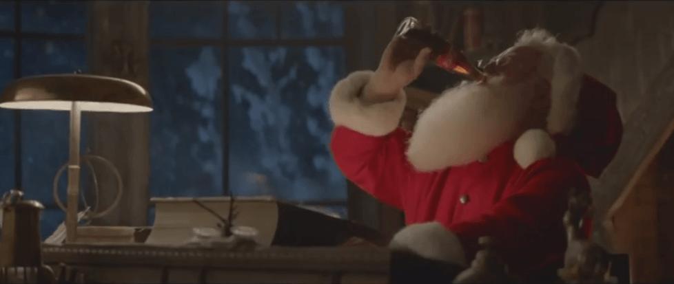 Publicité Coca-Cola de Noël 2015 : « Faites des heureux »