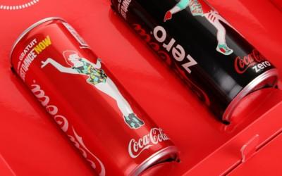 Un coffret Coca-Cola collector «Just Dance Now 2015» disponible chez Colette