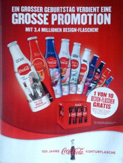 10 nouvelles bouteilles collector prochainement en Allemagne