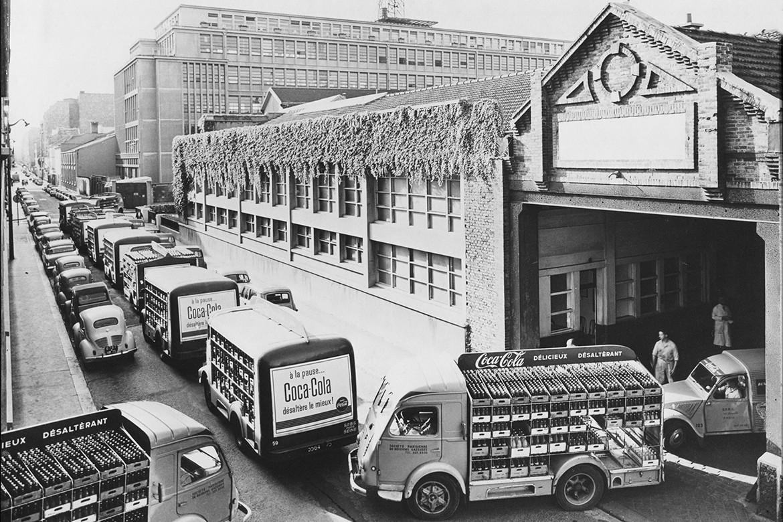 Gagnez une visite de l'usine Coca-Cola de Clamart
