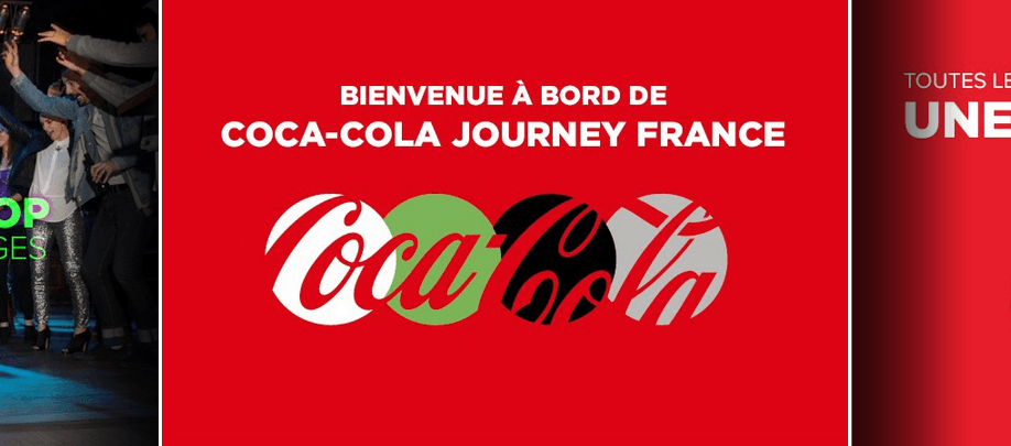 Le magazine digital Coca-Cola Journey arrive en France