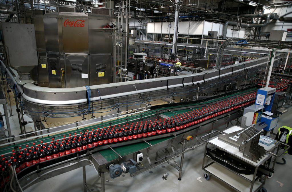 Usine de Castanet-Tolosan : bilan avec Alexandre Poncet de Coca-Cola Entreprise