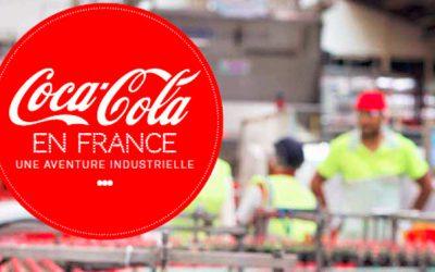 Livre à paraître : Coca-Cola en France, une aventure industrielle