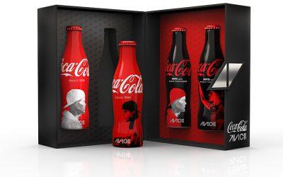 Coca-Cola feat Avicii : le coffret collector se dévoile également