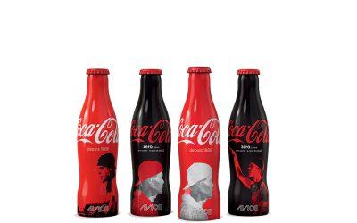 Coca-Cola feat Avicii : les 4 bouteilles dévoilées