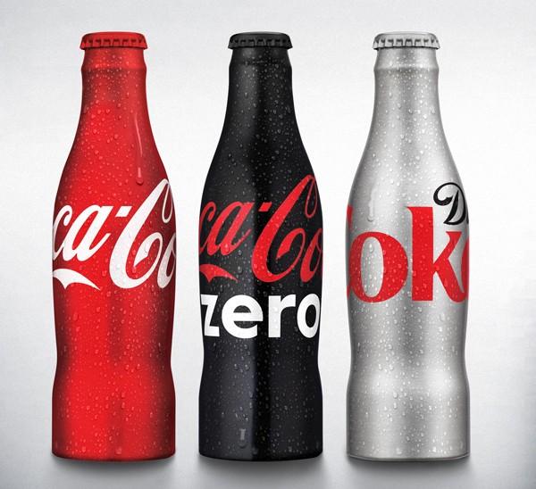 Coca-Cola élargit la distribution des bouteilles en aluminium