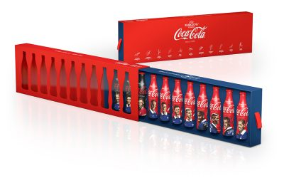 UEFA Euro 2016 : 11 bouteilles Coca-Cola collector