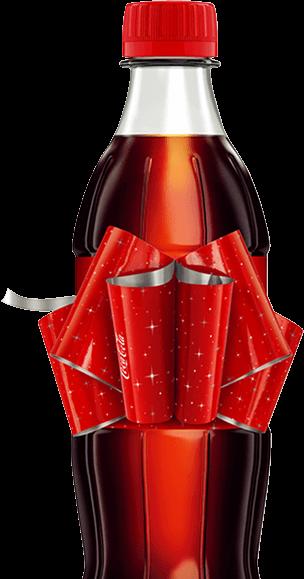 Bouteille Coca-Cola à offrir