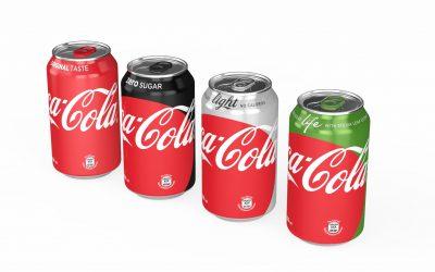 Coca-Cola dévoile son nouvel emballage «marque unique»