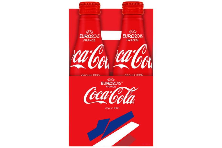 Coca-Cola va déployer des paniers de 4 bouteilles en rayon