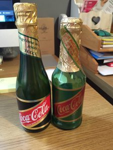 Imitation de l'Export Bottle