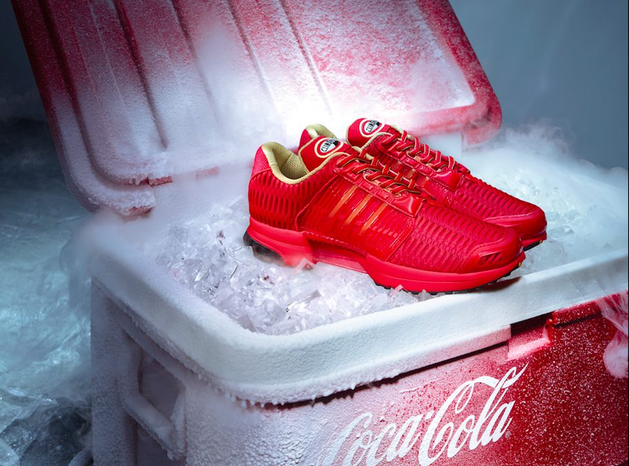 Collaboration entre Coca-Cola et Adidas