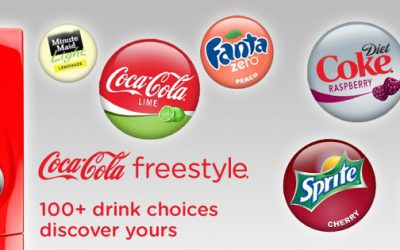 La machine Coca-Cola Freestyle arrive en France chez Five Guys
