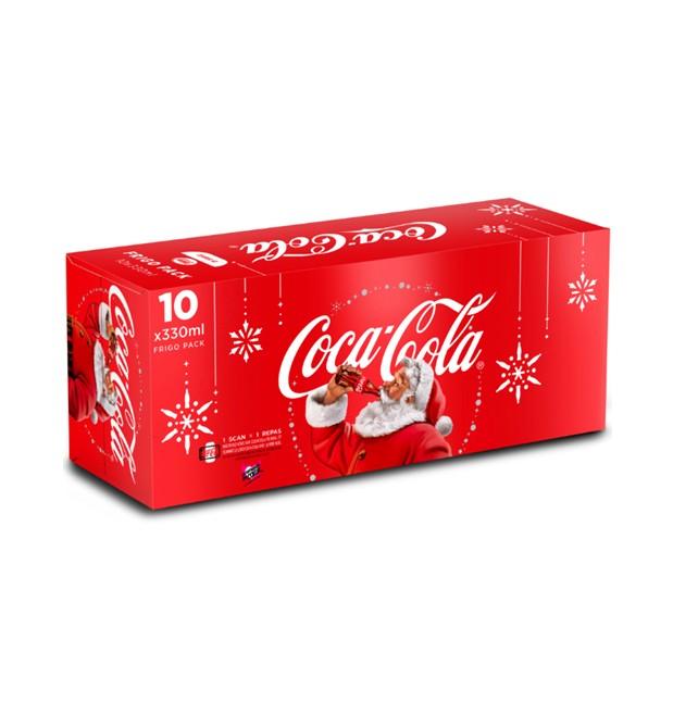 Ce Noël, votre Coca-Cola est solidaire