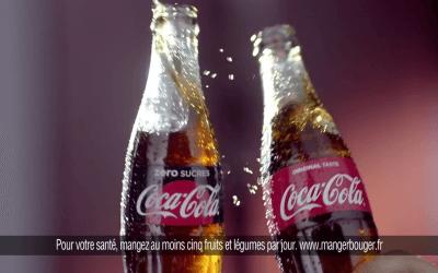 Nouvelle publicité Coca-Cola 2017 … sans Coca-Cola Life ?