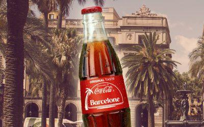 Partagez un Coca-Cola 2017, la liste des villes