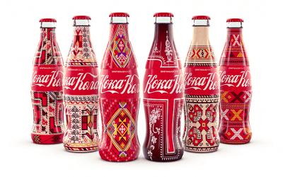 Découvrez la série limitée de 6 bouteilles de Coca-Cola en Bulgarie