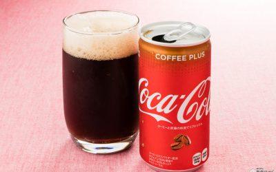 Le Coca-Cola au Café de retour au Japon