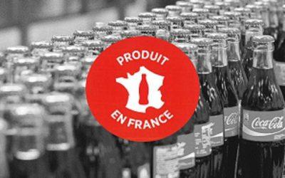 Les bouchons de Coca-Cola en France porteront la mention « Produit en France »