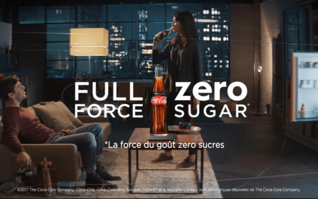 Coca-Cola zero sucres x Star Wars : découvrez le spot publicitaire