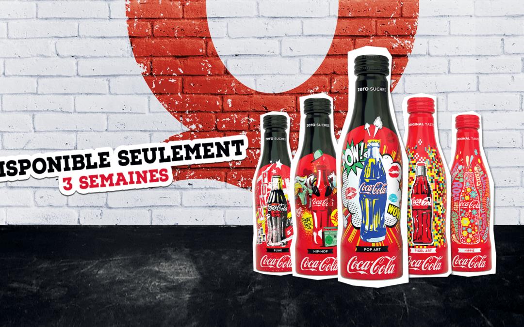 Bouteilles Coca-Cola offertes chez Quick 2018 : les détails