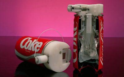 Connaissez-vous la Space Can de Coca-Cola ?