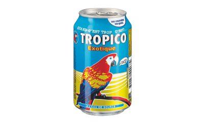 Coca-Cola rachète la marque Tropico