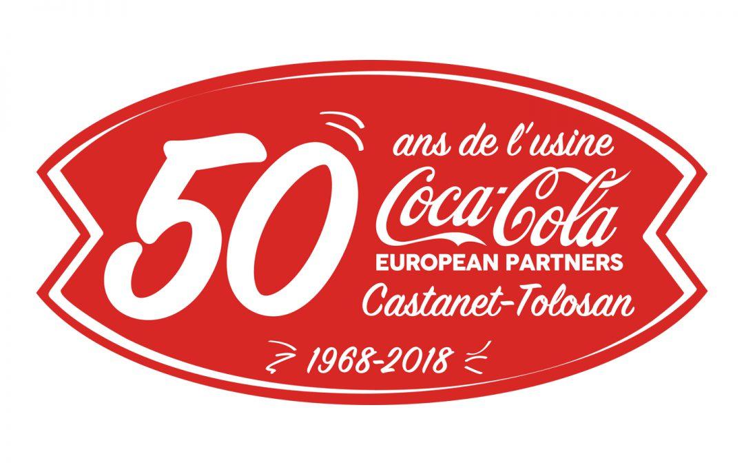 Retour sur les 50 ans de l'usine Coca-Cola de Castanet-Tolosan