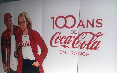 2019 : l'année des 100 ans de Coca-Cola en France