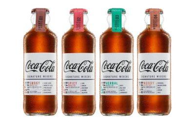 Coca-Cola lance Signature Mixers au Royaume-Uni