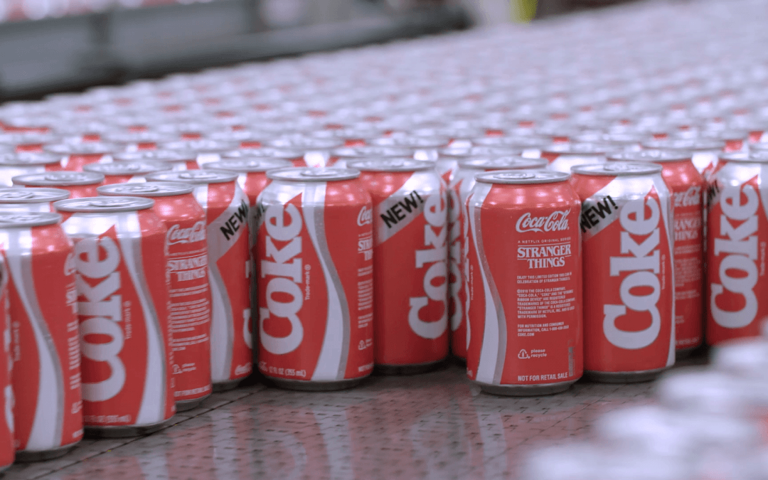 Coca-Cola relance le New Coke